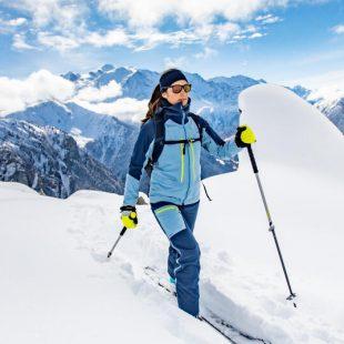 Les bienfais du ski de randonnée